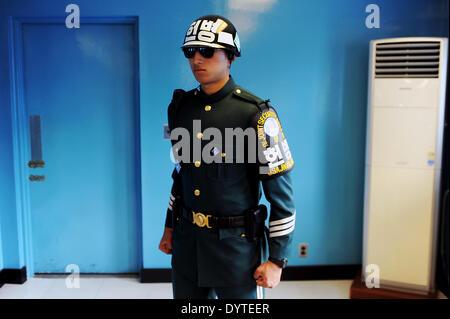 South Korean guard