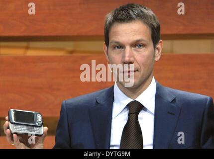 Rene Obermann - Stock Photo