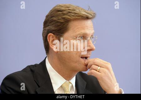Guido Westerwelle - Stock Photo