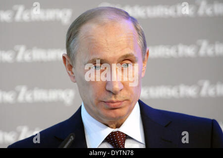 Vladimir Vladimirovich Putin - Stock Photo