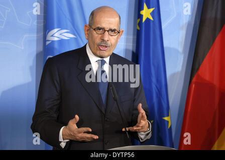 Mohamed ElBaradei - Stock Photo
