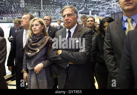 Ratan N. Tata - Stock Photo