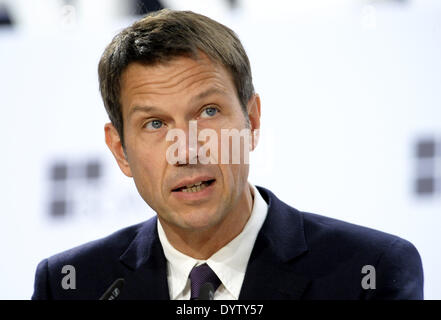 Rene Obermann - Stock Photo