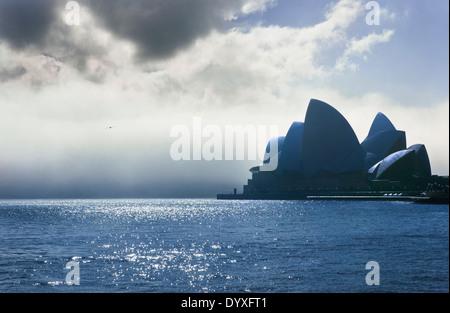 Sydney Opera House Australia - Stock Photo