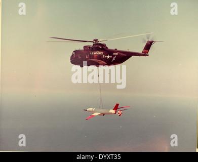Teledyne Ryan UAV Drone RPV Firebee - Stock Photo