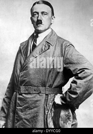 Adolf Hitler, 1923 - Stock Photo