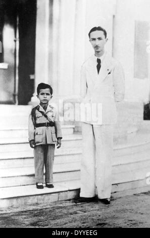 Faisal II. - Stock Photo