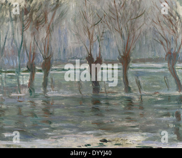 Flood Waters - Stock Photo