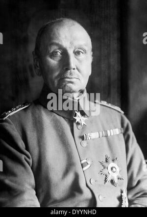 Supreme General von Kluck - Stock Photo