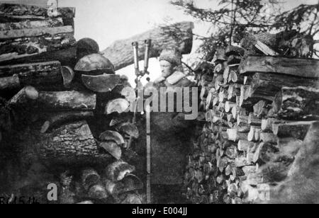 Russian observation post - Stock Photo