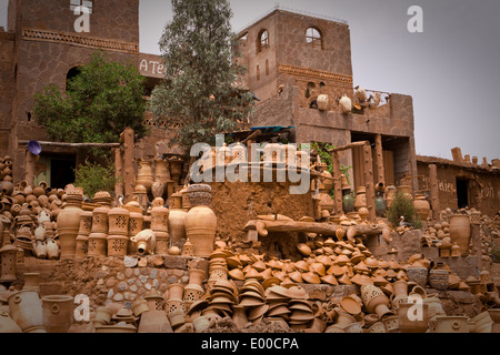 Home around Marrackech - Stock Photo