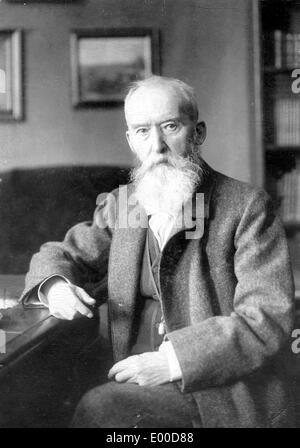 Wilhelm Busch, 1908 - Stock Photo