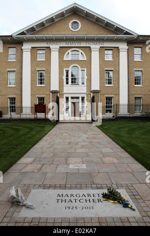 The Margaret Thatcher Infirmary at the Royal Hospital Chelsea in London, United Kingdom. - Stock Photo