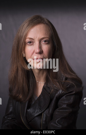 Portrait of a middle aged woman. - Stock Photo