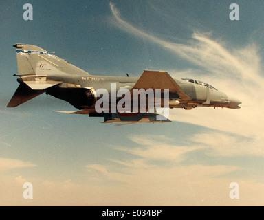 McDonnell Douglas , F-4C, Phantom II - Stock Photo