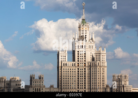 Kotelnicheskaya Embankment Building (one of Seven Sisters), Moscow, Russia