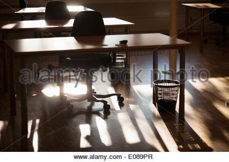 Interior of empty office - Stock Photo