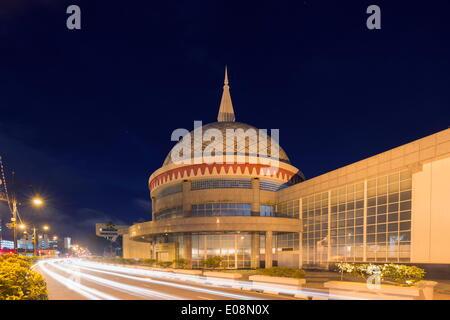 Royal Regalia Museum, Bandar Seri Begawan, Brunei, Borneo, Southeast Asia, Asia - Stock Photo