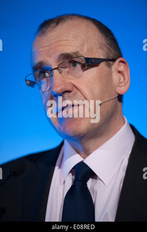 Sir Terry Leahy, former Tesco CEO - Stock Photo
