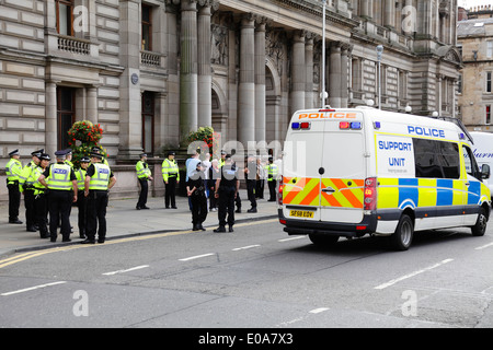 police scotland officers stock photo royalty free image. Black Bedroom Furniture Sets. Home Design Ideas
