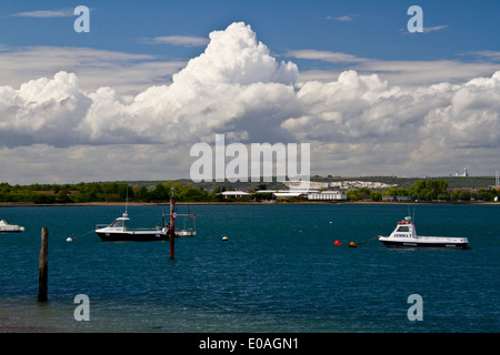 Eastney and Southsea - Stock Photo