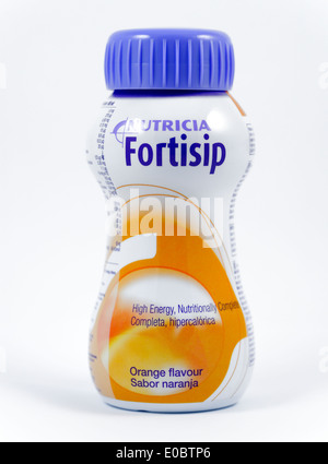 Fortisip High Energy drink - Stock Photo