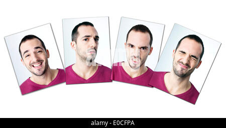 Personality disorder - Stock Photo