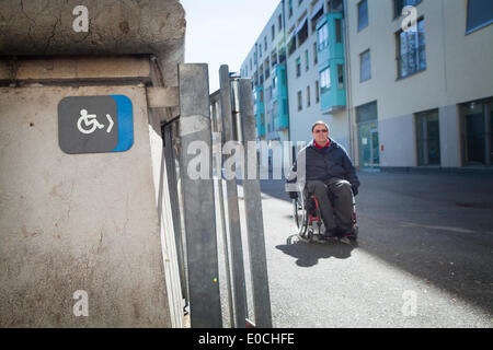 Disabled accessibility - Stock Photo