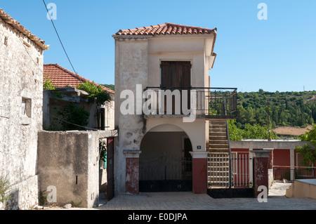 Gyri, Zakynthos, Greece - Stock Photo