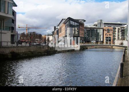 Europe; Norway; Oslo; Winter; Sea; Archipelago; Buildings; Lifestyle; Modern; House; Tjuvholmen - Stock Photo