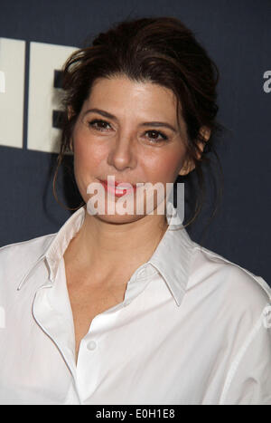 New York, New York, USA. 12th May, 2014. Actress MARISA TOMEI attends the HBO premiere of 'The Normal Heart' held - Stock Photo