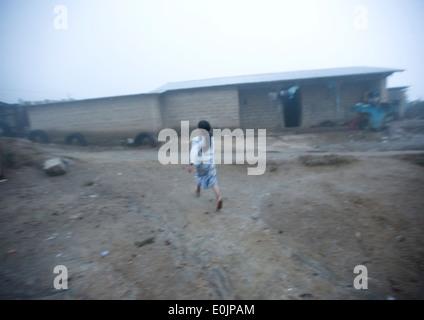 A mayan girl in Guatemala. - Stock Photo