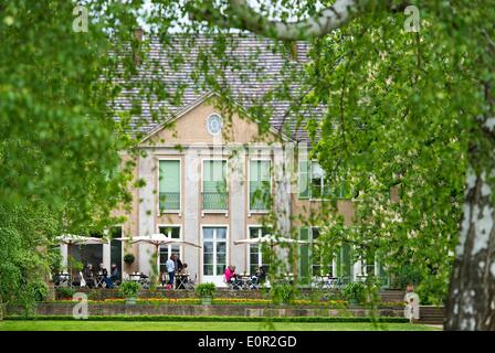 House and garden of Max Liebermann Stock Photo: 12562732 - Alamy