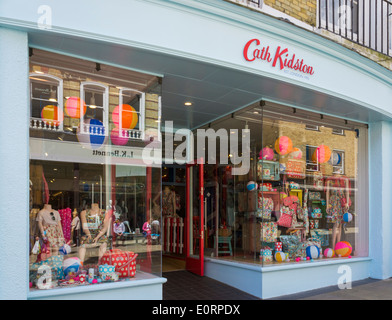 home decor stores in uk cath kidston sign shop window with christmas presents and 12558