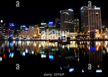 darling harbour Sydney - Stock Photo