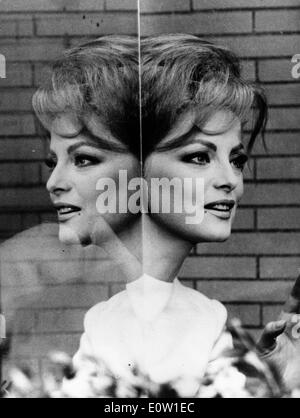 Actress Virna Lisi in a scene from 'The Sweet Ladies' - Stock Photo