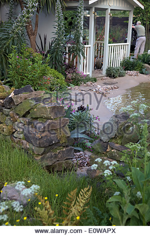 Garden By The Bay Flower Show show gardens at rhs chelsea flower show 2016, cloudy bay garden