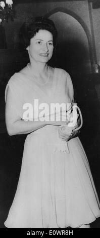 Nov. 23, 1963 - Cyprus, Greece - LYNDON BAINES JOHNSON (August 27, 1908 - January 22, 1973) often referred to as - Stock Photo