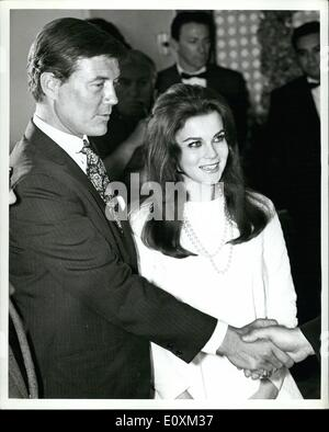 may 05 1967 annmargret roger smith wedding las vegas