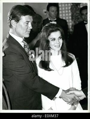 may 05 1967 annmargret roger smith wedding las vegas