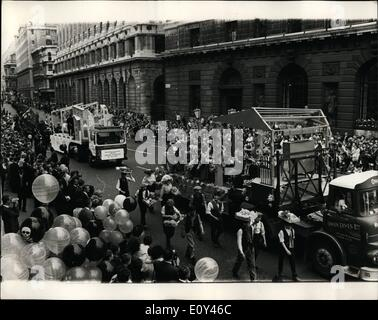 Jul. 13, 1968 - Children's day in the city of London ''(illegible)'': As part of the City of London Festi ''(illegible)'' - Stock Photo