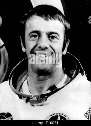 Apollo 14 Astronaut Alan Shepard - Stock Photo