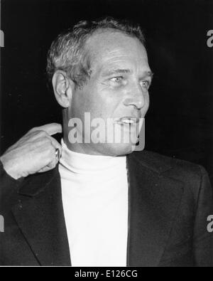Sep 27, 2008 - Westport, Connecticut - PAUL NEWMAN (January 26, 1925 - September 26, 2008), the legendary movie - Stock Photo