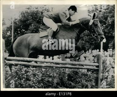 Feb. 26, 2012 - Princess Margaret's friend takes part in horse show near Dusseldorf: Among the competitors in the - Stock Photo