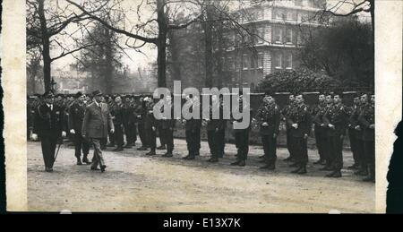 Mar. 27, 2012 - General De Gaulle - Stock Photo