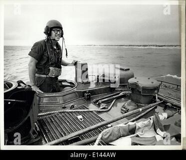 Apr. 04, 2012 - Amphibious Assault Vehicle - Stock Photo