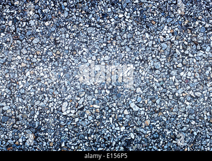 Abstract background texture of black-Lane Blacktop. - Stock Photo