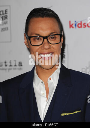 London, UK, UK. 10th Sep, 2013. Gok Wan attends the Specsavers Spectacle wearer of the year awards on September. - Stock Photo