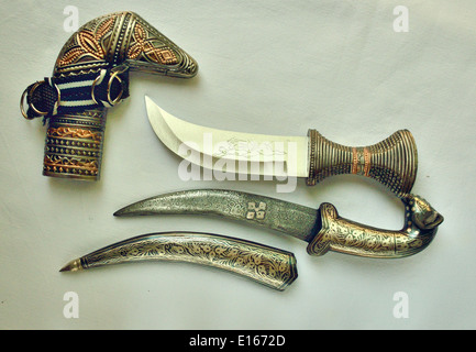 Arab dagger - Stock Photo