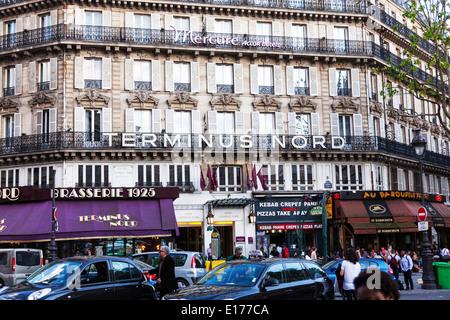 Hotel Mercure Gare Du Nord Paris France